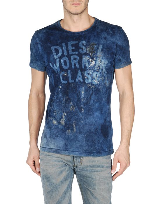 DIESEL T-AUSMA-RS Short sleeves U e