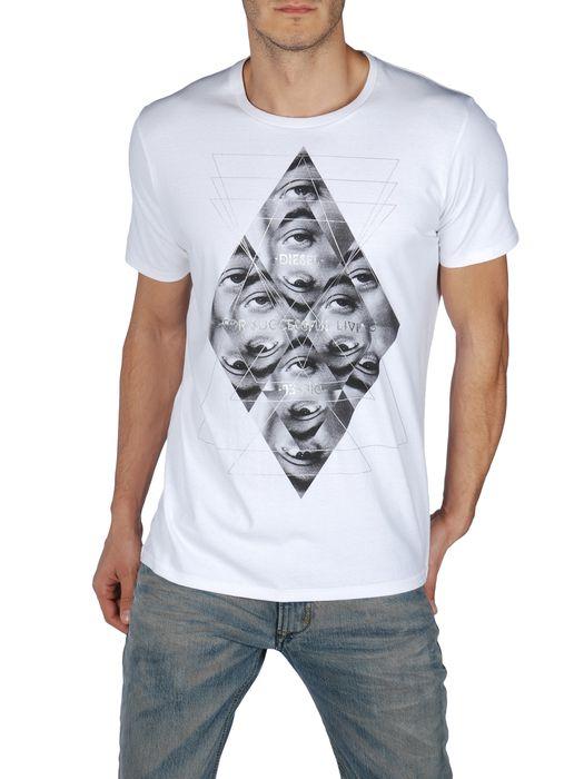 DIESEL T-CINTIA-R Short sleeves U f