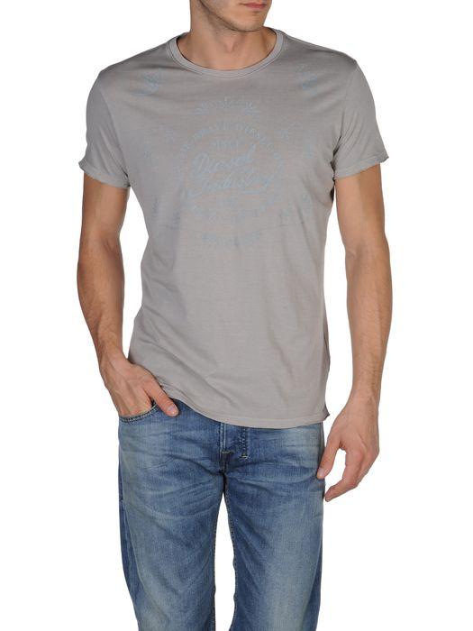 DIESEL T-TAKLAMAKAN-RS Short sleeves U f