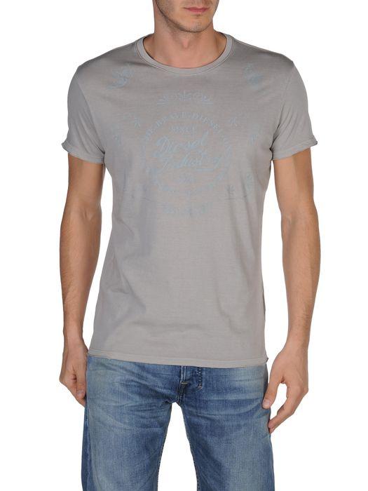 DIESEL T-TAKLAMAKAN-RS Short sleeves U e