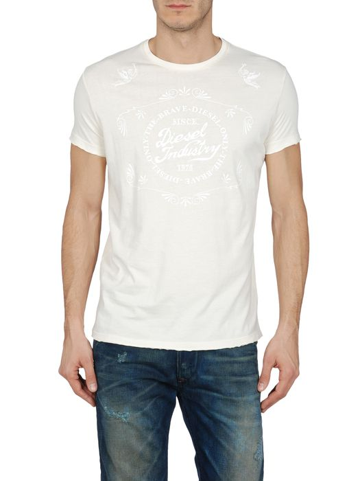 DIESEL T-TAKLAMAKAN-RS Short sleeves U e