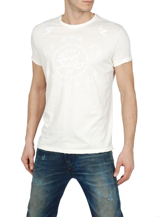 DIESEL T-TAKLAMAKAN-RS Short sleeves U f