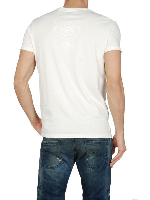 DIESEL T-TAKLAMAKAN-RS Short sleeves U r