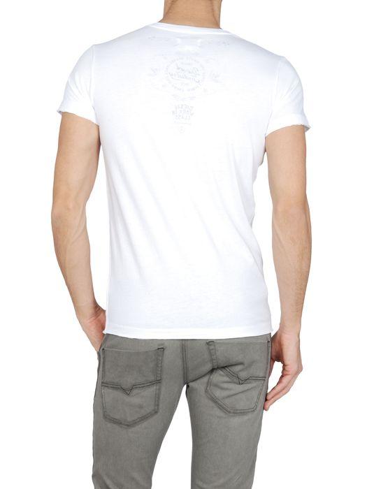 DIESEL T-VICTORIA-RS 0091B Short sleeves U r