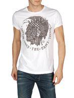 DIESEL T-KARAKUM-R 0091B Short sleeves U f