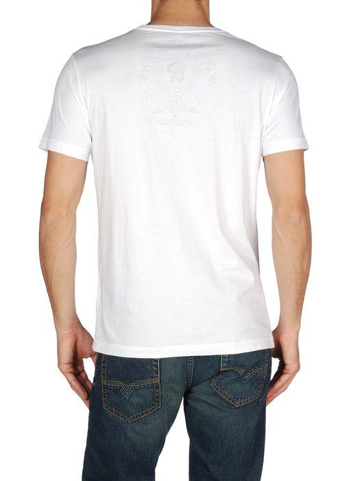 DIESEL T-KARAKUM-R 0091B Short sleeves U r