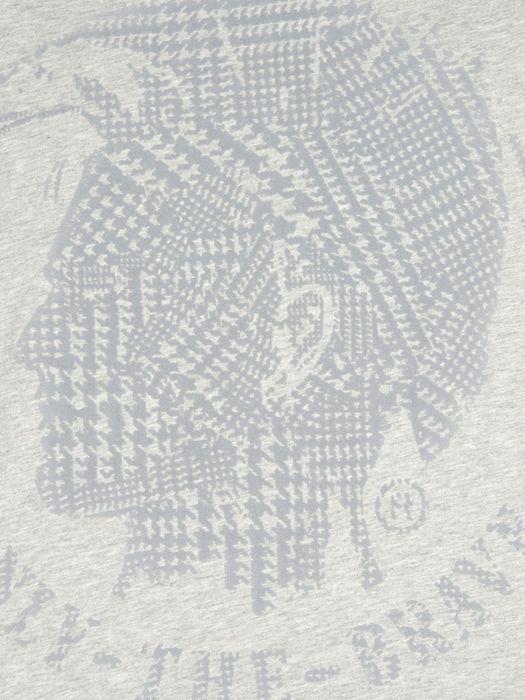 DIESEL T-KARAKUM-R 0091B Short sleeves U d