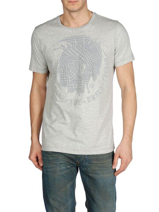 DIESEL T-KARAKUM-R 0091B Short sleeves U e