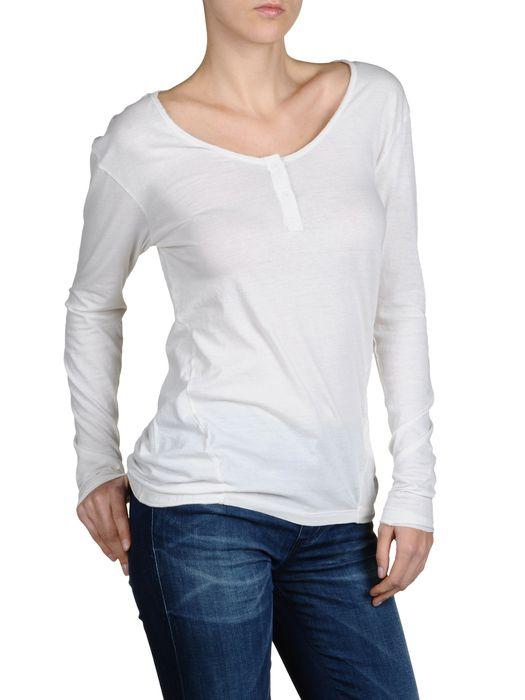 DIESEL T-BERNADETTE-A Long sleeves D f