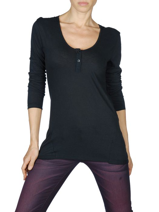 DIESEL T-BERNADETTE-A Long sleeves D f
