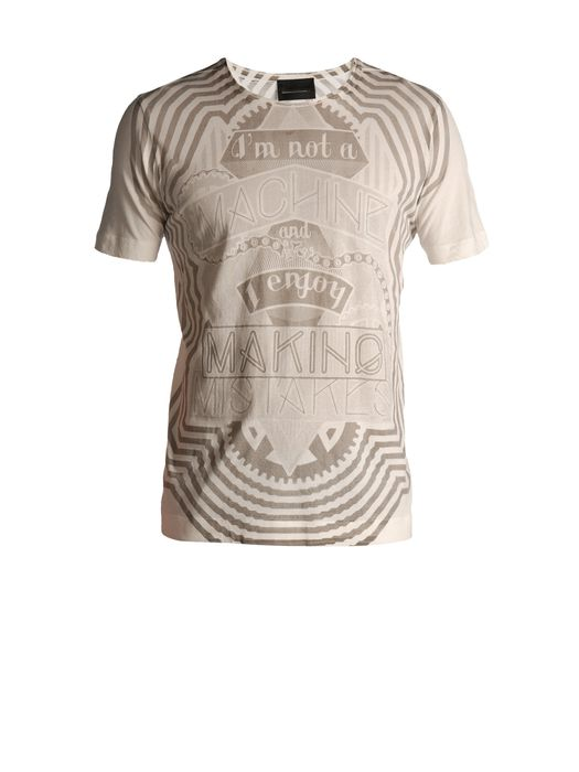 DIESEL BLACK GOLD TORICIY-MAKINO T-Shirt U f