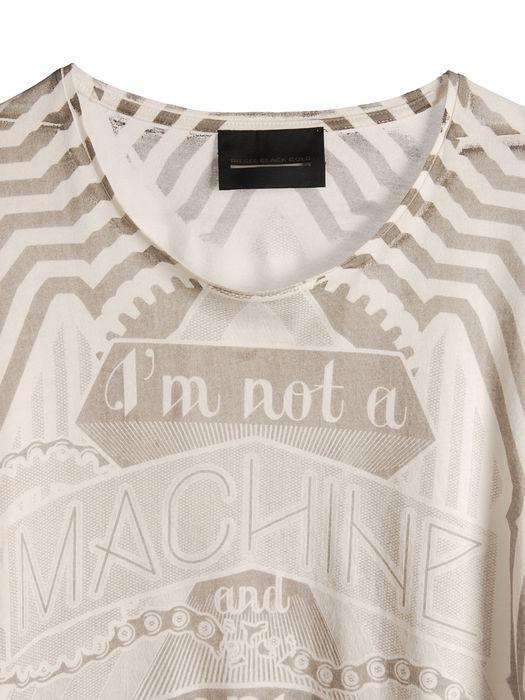 DIESEL BLACK GOLD TORICIY-MAKINO T-Shirt U d