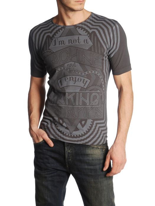 DIESEL BLACK GOLD TORICIY-MAKINO T-Shirt U e