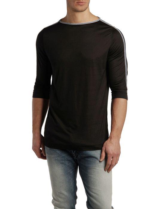 DIESEL BLACK GOLD TOTENY-NEY Camiseta U e
