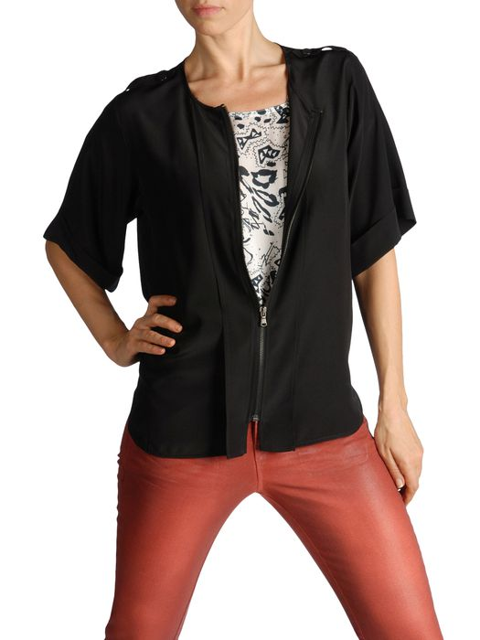 DIESEL BLACK GOLD CRITIQUE Top D e