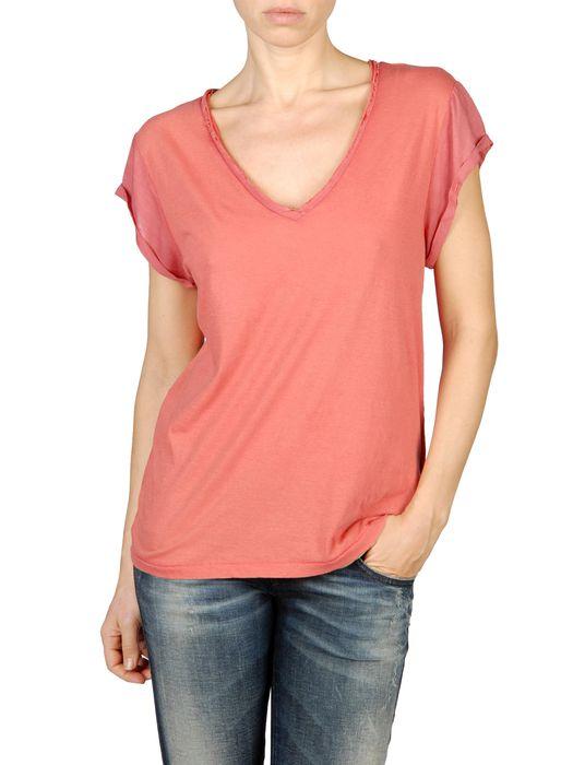 DIESEL T-PORTULA-L Short sleeves D f