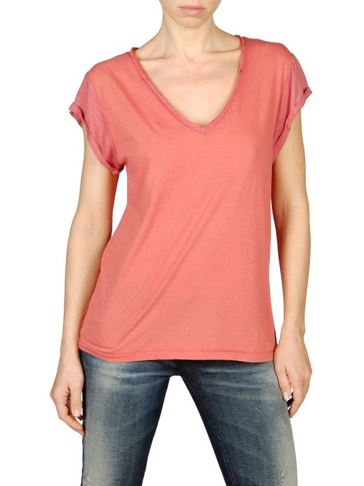 DIESEL T-PORTULA-L Short sleeves D e