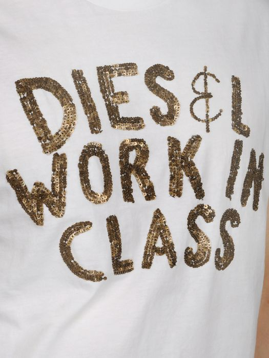 DIESEL T-GIPSON-RS Manches courtes U d