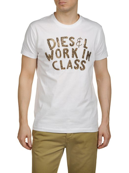 DIESEL T-GIPSON-RS Manches courtes U e