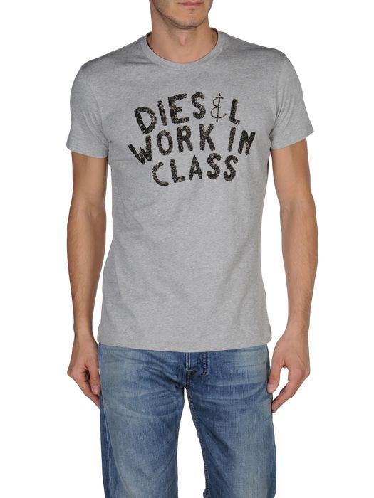 DIESEL T-GIPSON-RS Short sleeves U e
