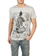 DIESEL T-SIMPSON-R 0091B Short sleeves U f