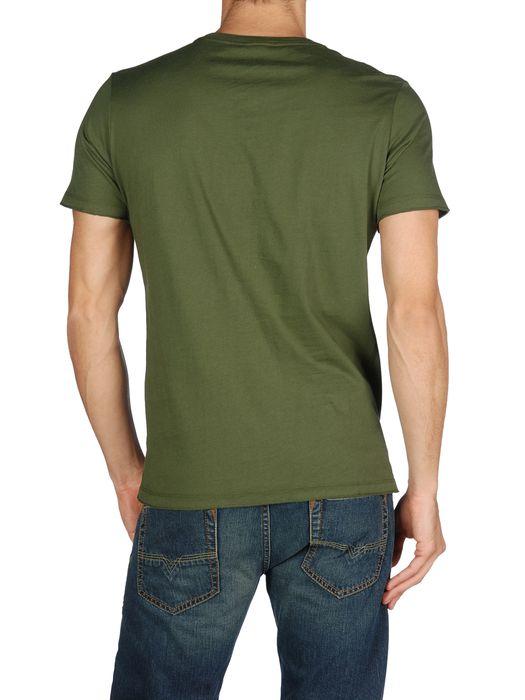 DIESEL T-SIMPSON-R 0091B Short sleeves U r