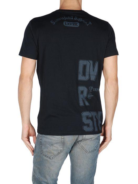 DIESEL T-ATACAMA-R 0091B Short sleeves U r