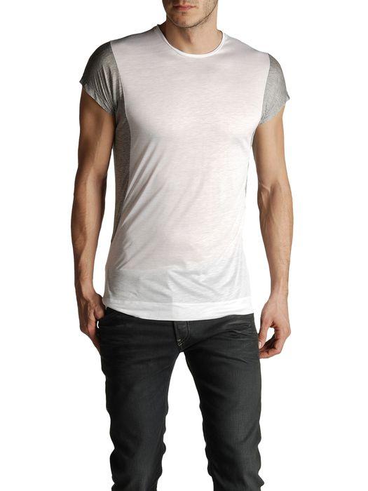 DIESEL BLACK GOLD TREDIY-SAN T-Shirt U e