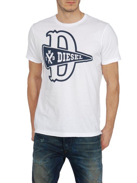 DIESEL T-D-R 0091B T-Shirt U f