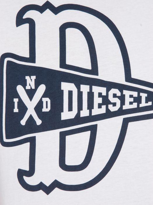 DIESEL T-D-R 0091B Camiseta U d