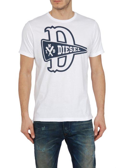 DIESEL T-D-R 0091B Camiseta U e