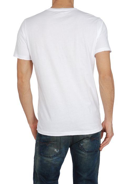 DIESEL T-D-R 0091B Camiseta U r
