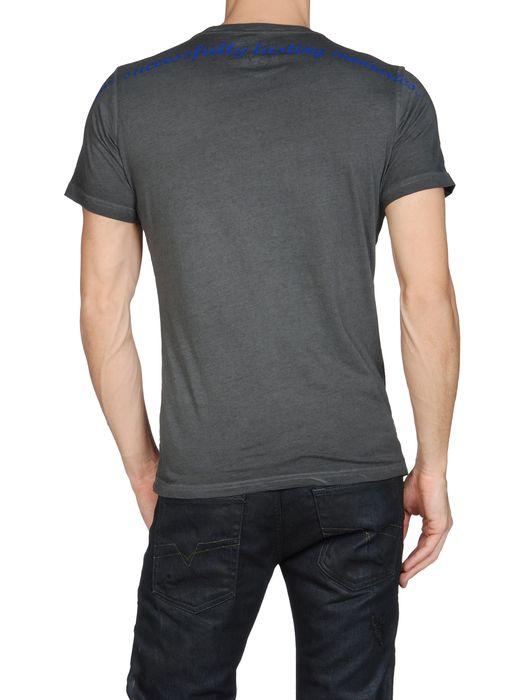 DIESEL SO-T-NEWYORK-R Short sleeves U r