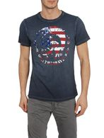 DIESEL SO-T-NEWYORK-R Short sleeves U e
