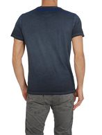 DIESEL SO-T-NEWYORK-R Short sleeves U r