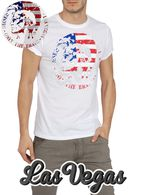 DIESEL SO-T-LASVEGAS-R Short sleeves U f