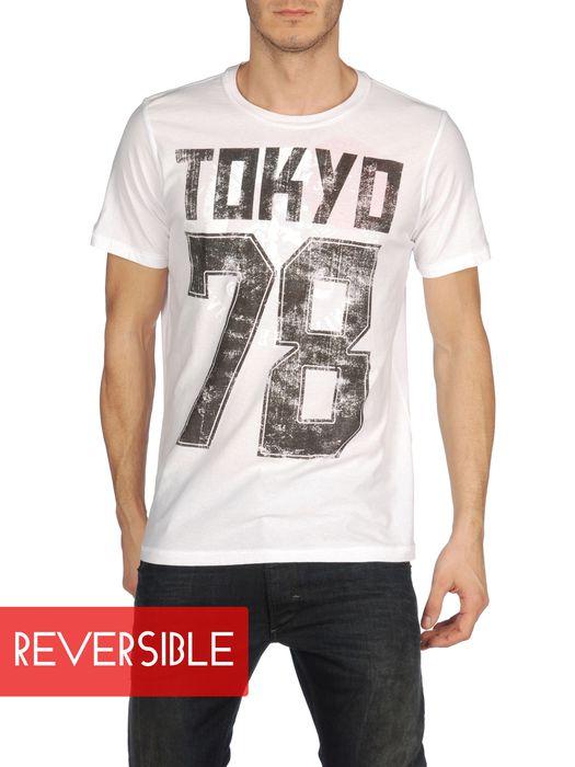 DIESEL SO-T-TOKYO-R Short sleeves U d