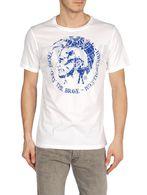 DIESEL SO-T-WEB-R Camiseta U e