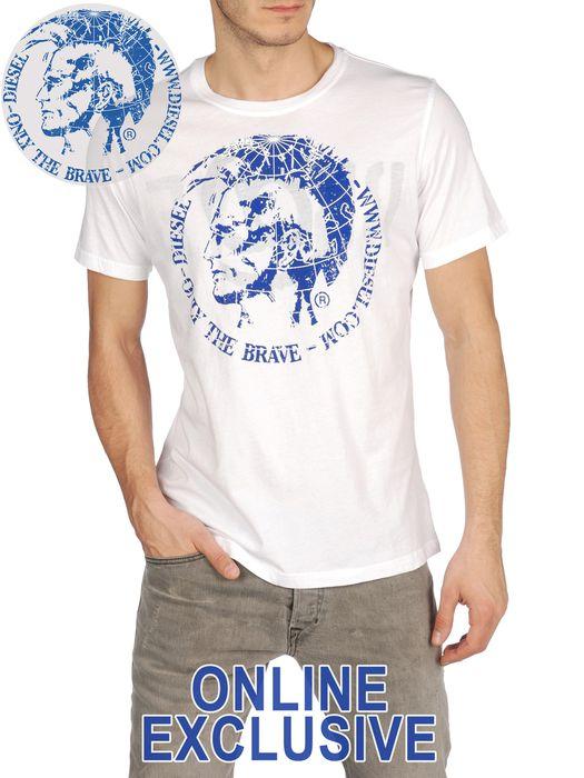 DIESEL SO-T-WEB-R Camiseta U f