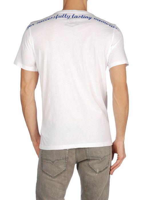 DIESEL SO-T-WEB-R Camiseta U r