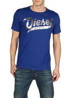 DIESEL T-ATACA2-R 0091B Short sleeves U f