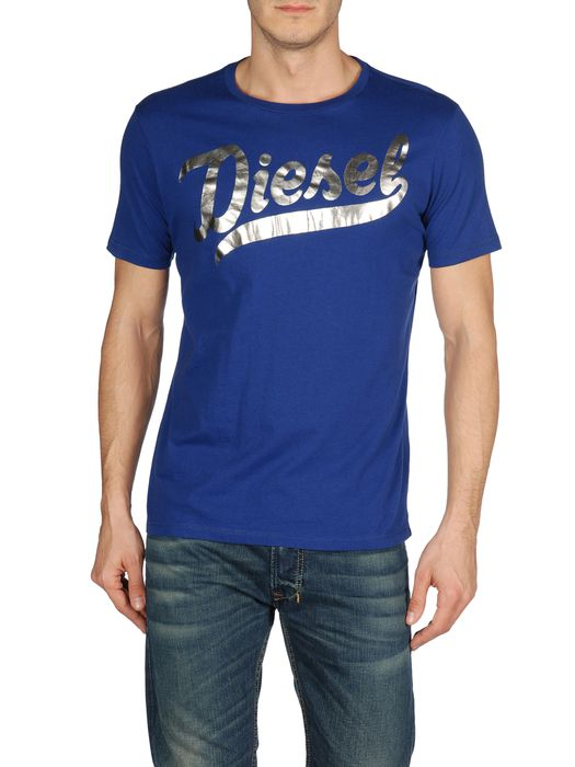 DIESEL T-ATACA2-R 0091B Short sleeves U e