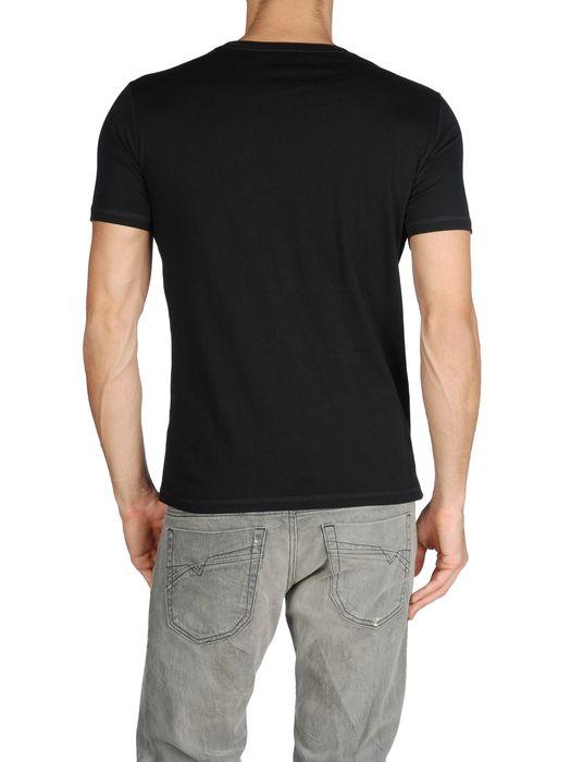 DIESEL T-ATACA2-R 0091B Short sleeves U r