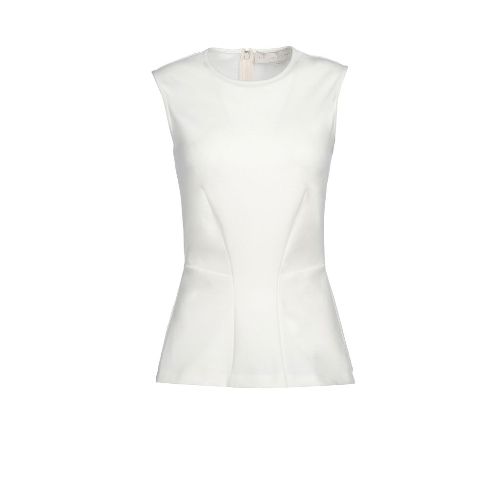 Compact Jersey Top - STELLA MCCARTNEY