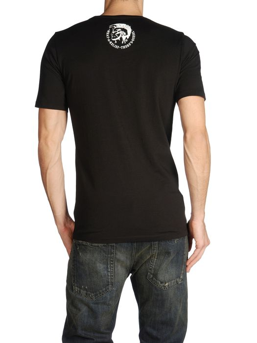 DIESEL T7-WHAT Short sleeves U r