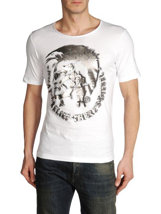 DIESEL T7-MOHICAN T-Shirt U e