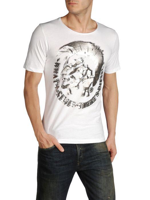 DIESEL T7-MOHICAN Camiseta U f