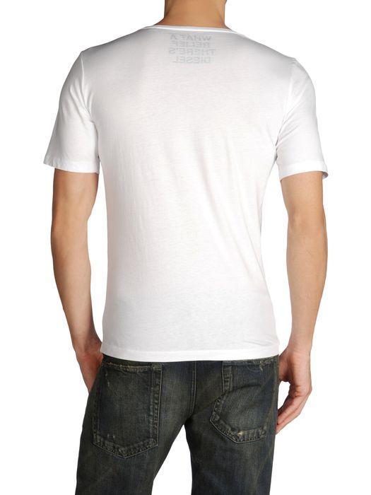 DIESEL T7-MOHICAN Camiseta U r