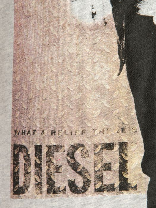 DIESEL T7-MAN Short sleeves U d