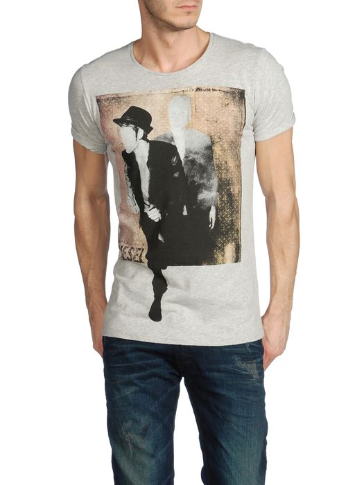 DIESEL T7-MAN Short sleeves U f